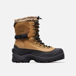 Sorel Mens Conquest Winter Boots   SZ 9.5